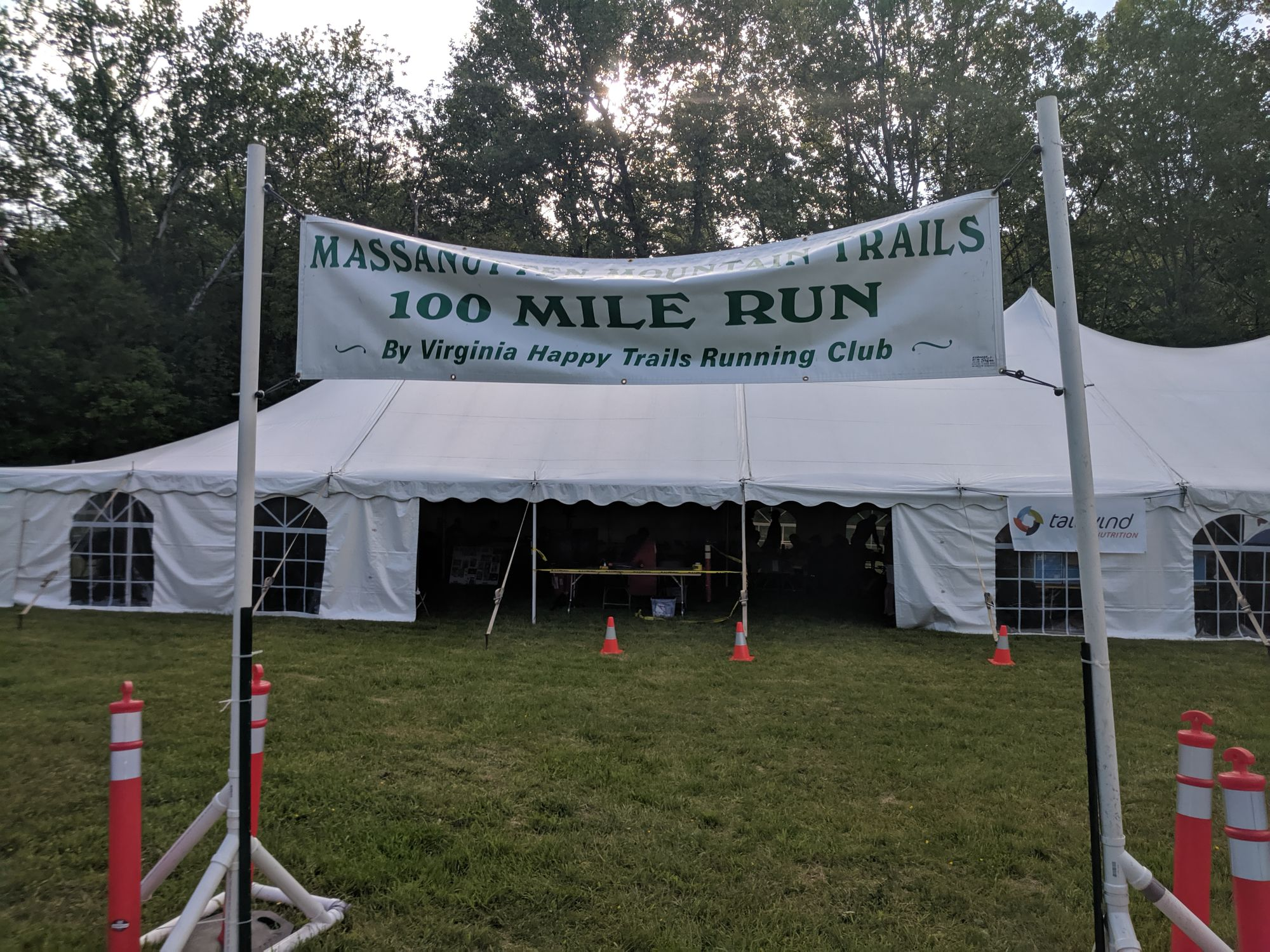 Behind the Scenes of a 100 Miler